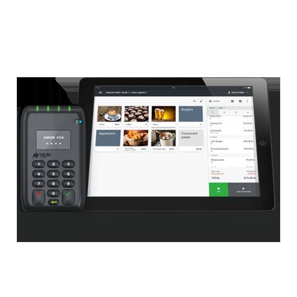 kassesystem, mobil betalingsterminal, kassesystemer