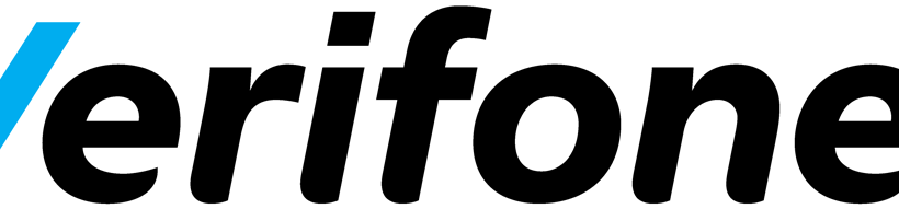 Verifone logo, Verifone sin nye logo, Betalingsterminal